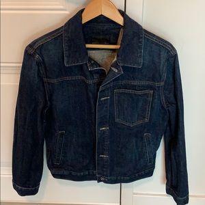 Men's Jean Trucker Jacket